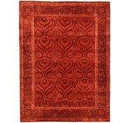 Link to 4' 7 x 6' 2 Kashkuli Gabbeh Persian Rug