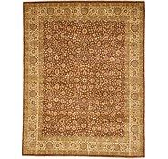 Link to 8' x 10' 3 Tabriz Hadji Jalili Oriental Rug