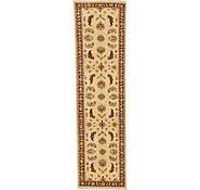 Link to 2' 9 x 9' 7 Peshawar Ziegler Oriental Runner Rug