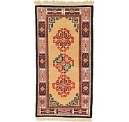 Link to 2' 10 x 5' 9 Antique Finish Runner Rug