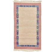 Link to 3' 1 x 5' 4 Indo Tibet Rug