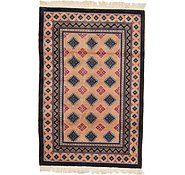 Link to 3' 11 x 5' 11 Antique Finish Rug