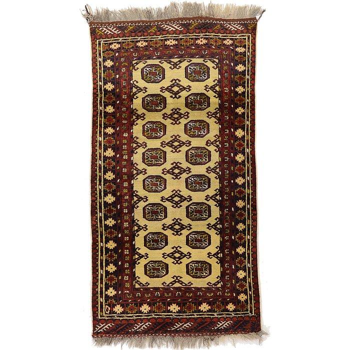 3' 5 x 6' 5 Bokhara Oriental Rug