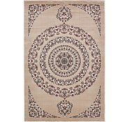 Link to 6' 6 x 9' 10 Isfahan Design Rug