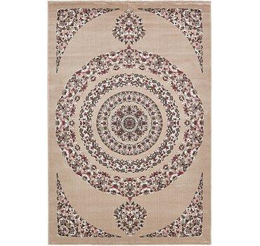 198x300 Isfahan Design Rug