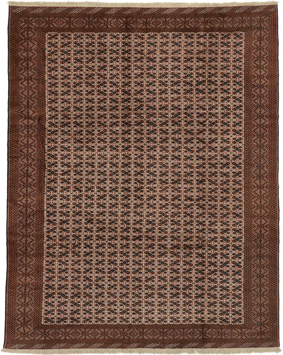10 2 X 12 9 Bokhara Oriental Rug