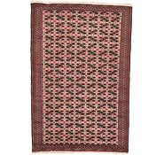 Link to 4' 1 x 6' Bokhara Oriental Rug