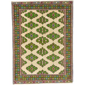 5' x 6' 10 Bokhara Oriental Rug