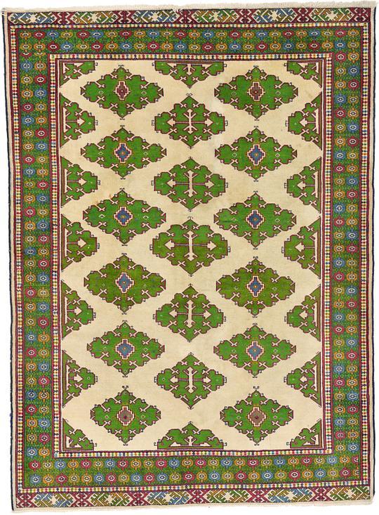 Beige 5 X 6 10 Bokhara Oriental Rug Oriental Rugs