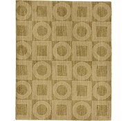 Link to 2' 4 x 3' Reproduction Gabbeh Square Rug