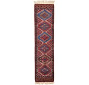 Link to 1' 1 x 4' 2 Bokhara Oriental Runner Rug