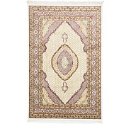 Link to 6' 6 x 10' Tabriz Design Rug