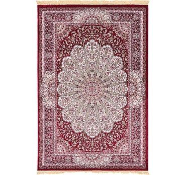 201x302 Isfahan Design Rug