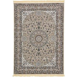 6' 7 x 9' 5 Isfahan Design Rug