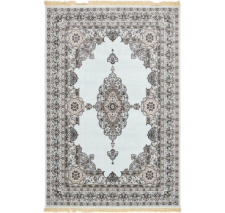 6' 7 x 9' 10 Tabriz Design Rug