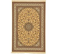 Link to 6' 7 x 10' Tabriz Design Rug