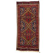 Link to 5' 4 x 11' 5 Shiraz Persian Runner Rug