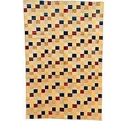 Link to 6' 8 x 9' 10 Modern Ziegler Oriental Rug