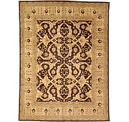 Link to 8' 11 x 12' Peshawar Ziegler Oriental Rug