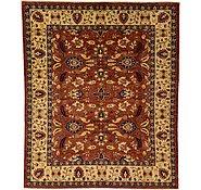 Link to 8' 5 x 10' Peshawar Ziegler Oriental Rug