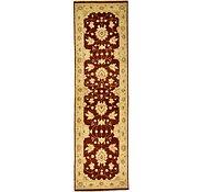 Link to HandKnotted 2' 11 x 10' Peshawar Ziegler Oriental Runner Rug