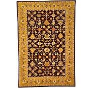 Link to 6' 7 x 9' 9 Peshawar Ziegler Oriental Rug