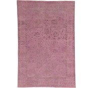 Link to 198cm x 297cm Over-Dyed Ziegler Oriental Rug