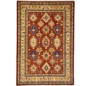 Link to 175cm x 255cm Kazak Oriental Rug