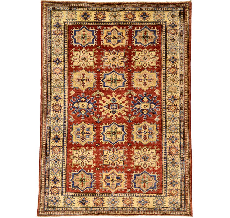 5' 9 x 7' 11 Kazak Oriental Rug