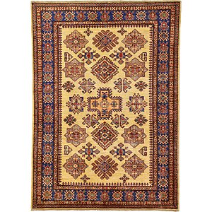 6' x 8' 3 Kazak Oriental Rug