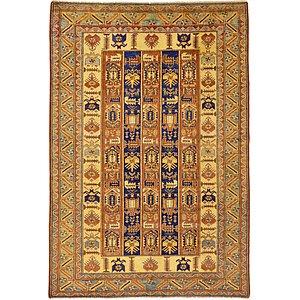 5' 6 x 8' Kazak Oriental Rug