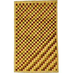Unique Loom 4' x 6' 5 Modern Ziegler Oriental...