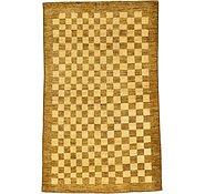 Link to HandKnotted 3' 8 x 5' 9 Modern Ziegler Oriental Rug