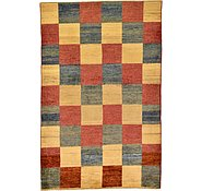 Link to Unique Loom 3' 9 x 5' 9 Modern Ziegler Oriental Rug