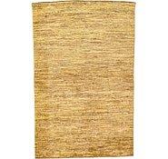 Link to HandKnotted 3' 11 x 6' Modern Ziegler Oriental Rug