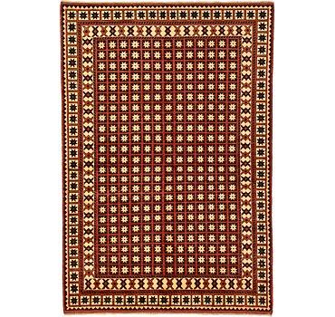 173x251 Kazak Rug