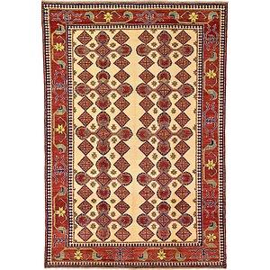 5' 11 x 8' 6 Kazak Oriental Rug