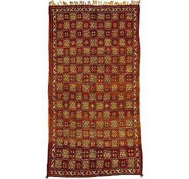 188x335 Moroccan Rug