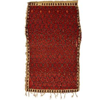 188x305 Moroccan Rug