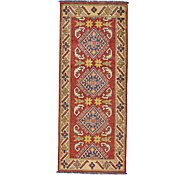 Link to 2' 4 x 5' 8 Kazak Oriental Runner Rug