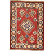 Link to 2' 3 x 3' 2 Kazak Oriental Rug