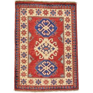 2' 3 x 3' 1 Kazak Oriental Rug