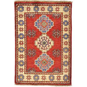 2' 2 x 3' 2 Kazak Oriental Rug