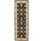 Link to 1' 9 x 5' 1 Peshawar Ziegler Oriental Runner Rug