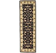 Link to 50cm x 160cm Peshawar Ziegler Oriental Runner Rug