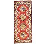 Link to 70cm x 163cm Kazak Oriental Runner Rug