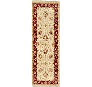Link to 1' 9 x 5' 2 Peshawar Ziegler Oriental Runner Rug