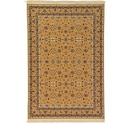 Link to 6' 7 x 9' 10 Kashan Design Rug