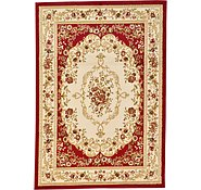 Link to 150cm x 213cm Classic Aubusson Rug