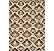 Link to 5' x 7' Reproduction Gabbeh Rug